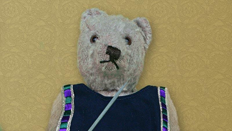 Teddybär Admiral Ketchuk