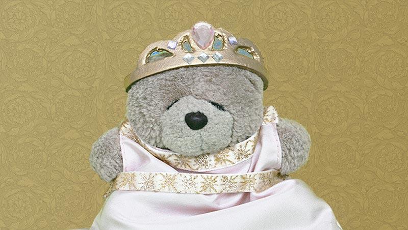 Teddybär Prinzessin Maltine