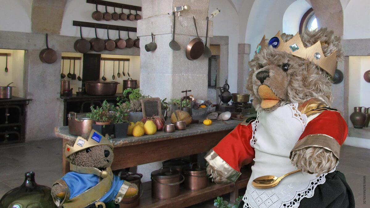 Gala-Dinner in Bäranien