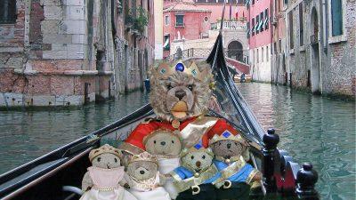 Bäranien in Venedig