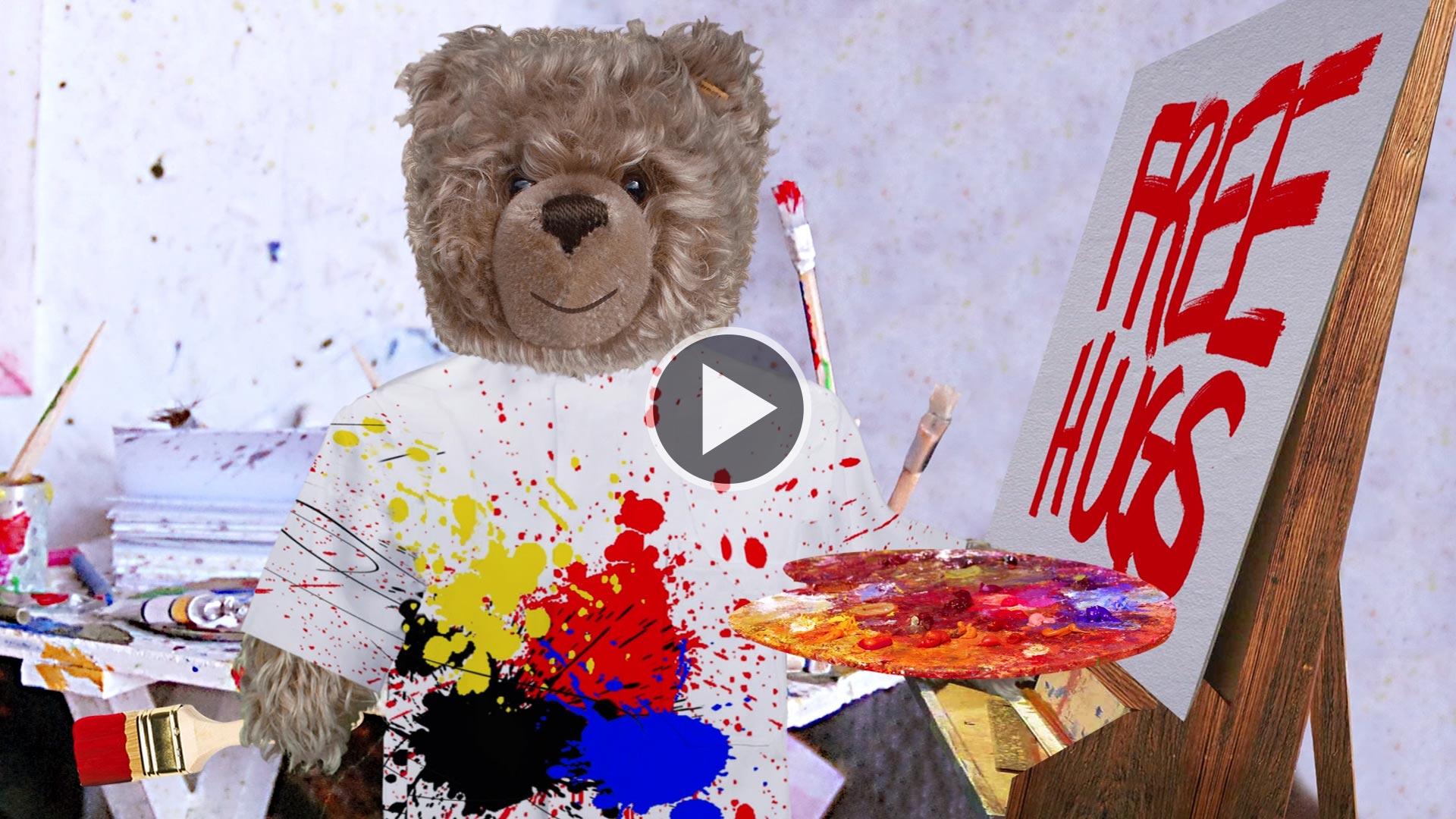 König Opa und der Umarme-einen-Bären-Tag