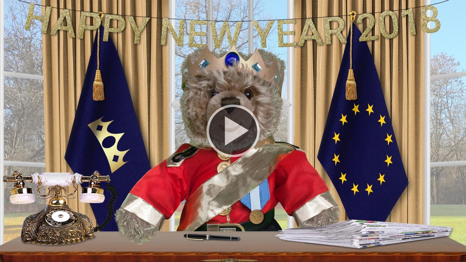 Neujahrsansprache 2018 von König Opa