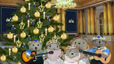 Vorbereitungen zum Weihnachtsfest