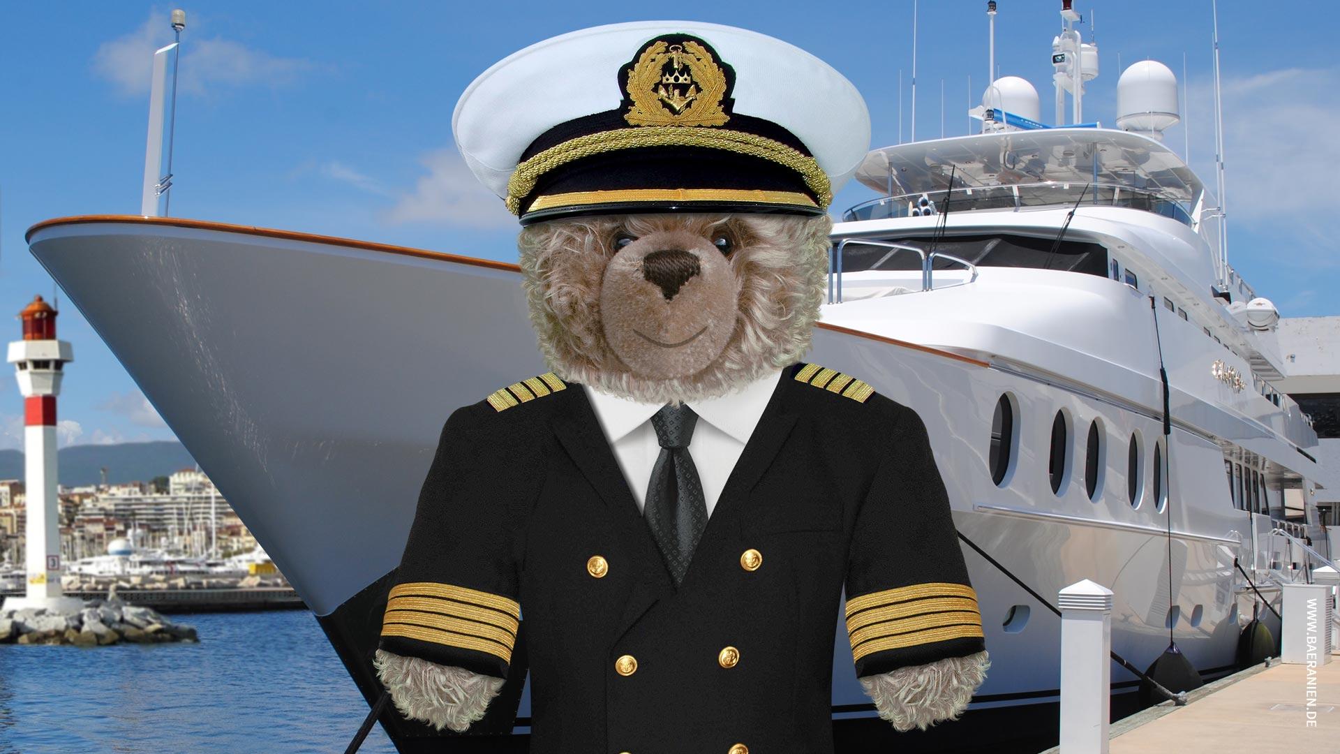 Teddybär-König Opa besucht die Cannes Filmfestspiele