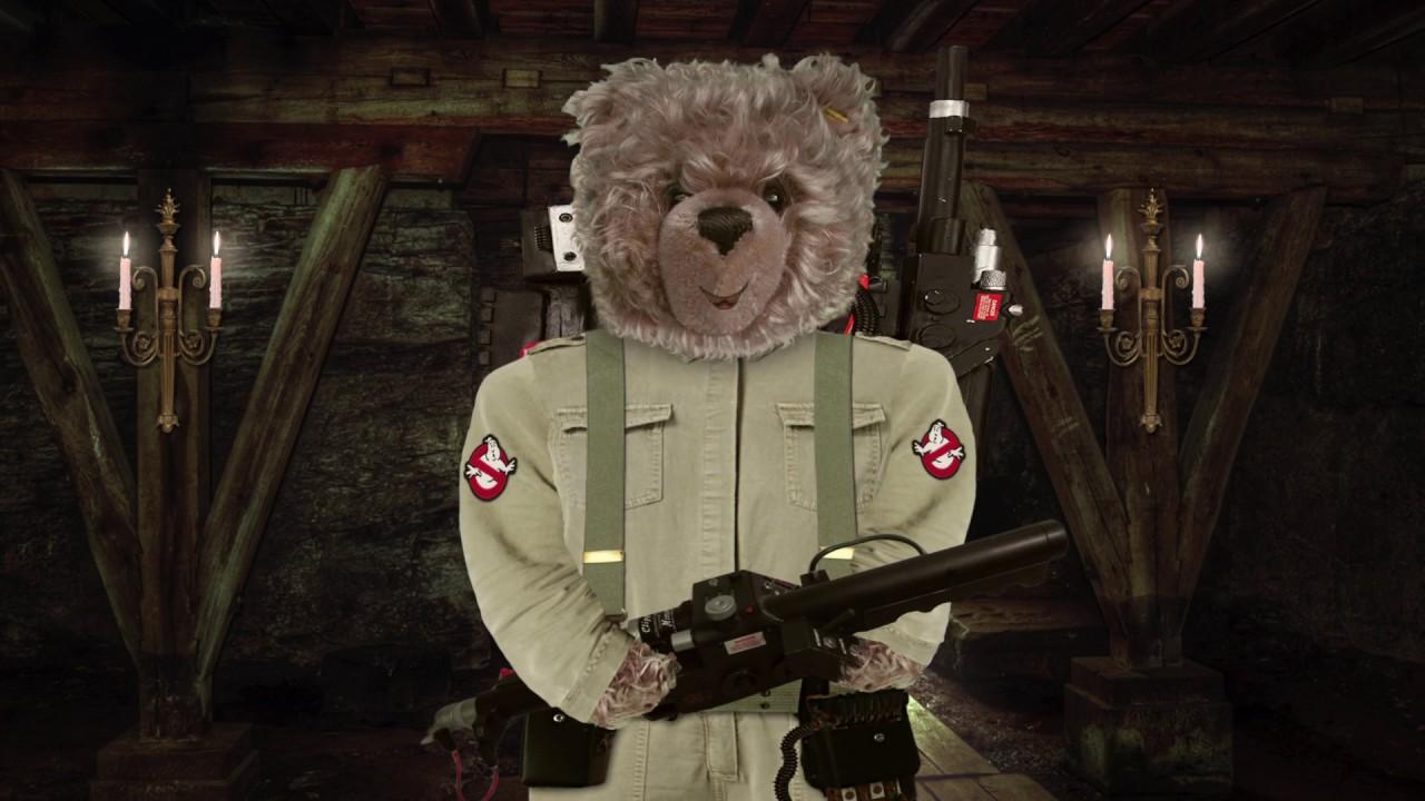 Teddy-König Opa und die Geisterjagd