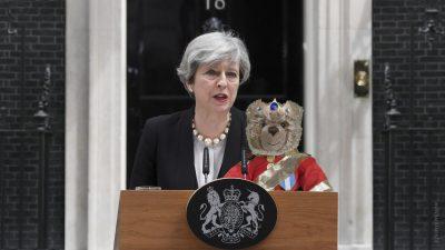 Teddy-König Opas Rede zum Brexit